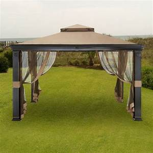 Target Tivering 10x12 Replacement Canopy And Netting Set