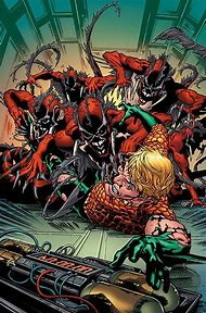 DC Universe Aquaman Comic