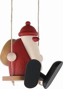 Köhler Kunsthandwerk Shop : santa claus on a swing 9 cm by bj rn k hler kunsthandwerk ~ Sanjose-hotels-ca.com Haus und Dekorationen