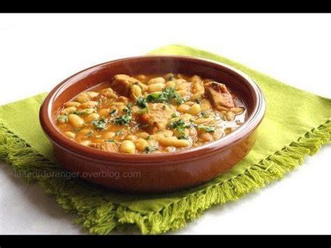 recette de cuisine marocaine recette des haricots blancs à la marocaine loubia
