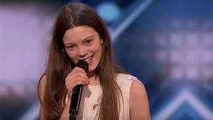 America's Got Talent: 13-Year-Old With Social Anxiety ...