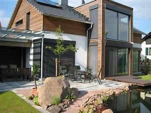 Gartenhaus 20 Qm : haus sandweg fertighaus von holzhaus rosskopf modernes energiesparhaus mit gro z giger ~ Whattoseeinmadrid.com Haus und Dekorationen