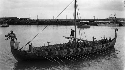 Viking Boats Found by Transatlantic Crossing Did Phoenicians Beat Columbus By