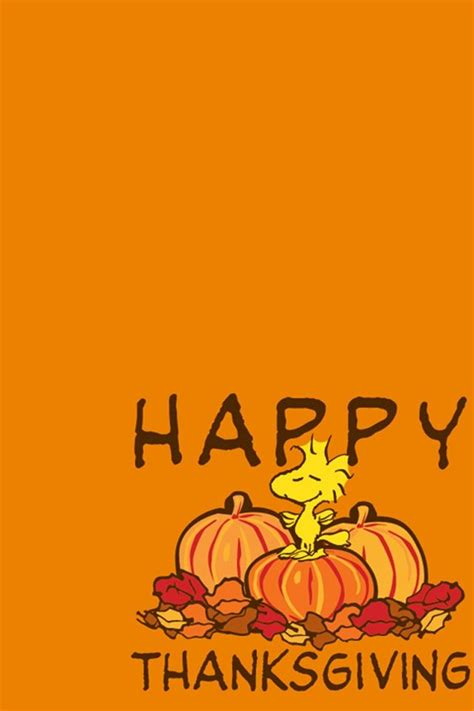 Happy Thanksgiving Wallpaper Iphone by Thanksgiving Wallpapers Snoopy Happy Thanksgiving Iphone