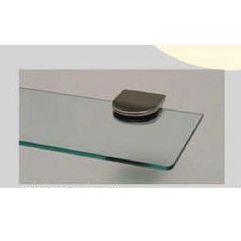 mensole in cristallo reggimensola per mensola in vetro cristallo max 10 mm 2