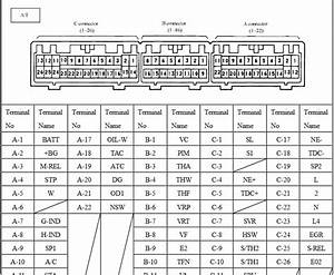 Toyota 1kz Te Ecu Wiring Diagram    Eightstrings