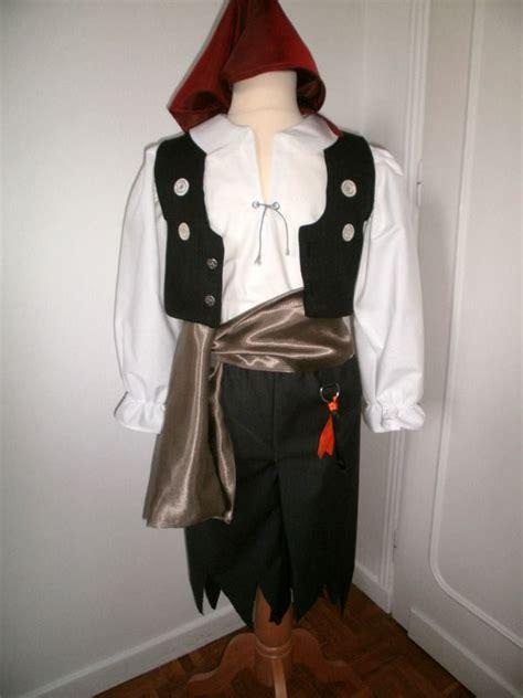costume de pirate 5 pieces 6 8ans d 233 guisement enfant petitelucie fait maison carnaval