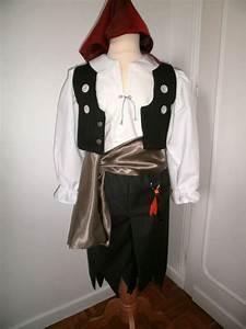 Déguisement Halloween Fait Maison : costume de pirate 5 pieces 6 8ans d guisement enfant ~ Melissatoandfro.com Idées de Décoration