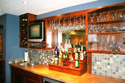 Home Built Bar by Home Bar Photos And Ideas