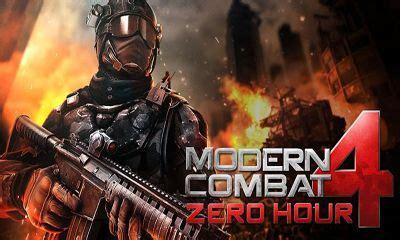 moderne combat 4 zero hour modern combat 4 zero hour v1 1 7c for android app chilli