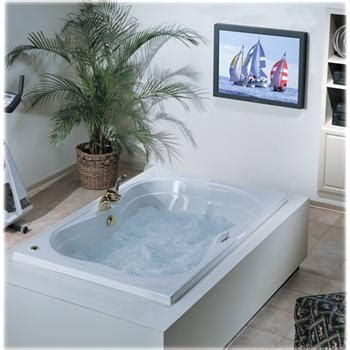 Jason Tub by Jason Designer Collection San Vito Sv640 Whirlpool Bathtub