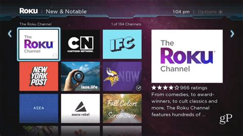 The Roku Channel Provides Free Streaming Movies But Needs