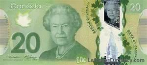20 Canadian Dollars banknote (Frontier Series) - Exchange ...