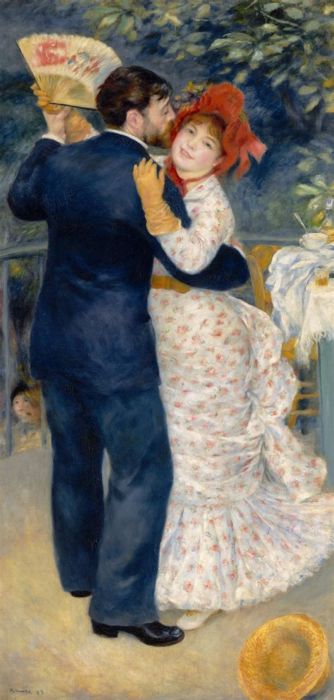 Small Installation Of 3 Monumental Renoir Paintings Opens