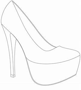design win your wedding shoes with if ladies rock n With high heel shoe design template