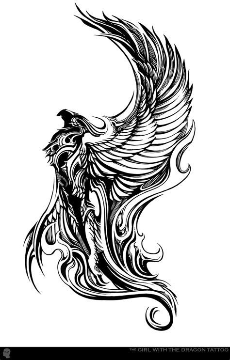 JoshuaTheJames: Girl with the Dragon Tattoo ..Tattoo'