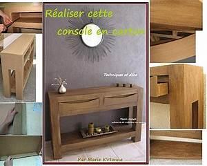 Meuble En Carton Design : 127 best images about meuble en carton on pinterest diy cardboard assemblages and shelves ~ Melissatoandfro.com Idées de Décoration