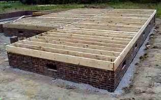 how to build a floor for a house floor how house construction works howstuffworks