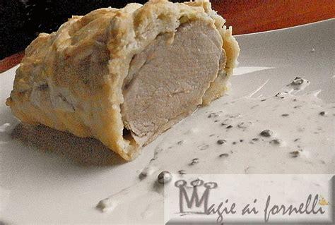 Come Cucinare Lo Scamone Al Pepe Verde by Filetto Al Pepe Verde In Crosta Magie Ai Fornelli