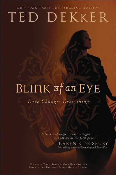 Blink Barnes And Noble by Blink Of An Eye By Ted Dekker Paperback Barnes Noble 174