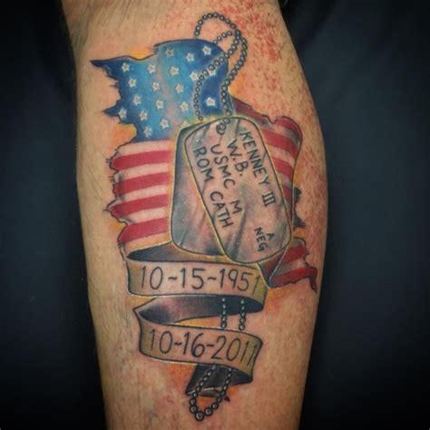 american flag tattoo designs  emotional