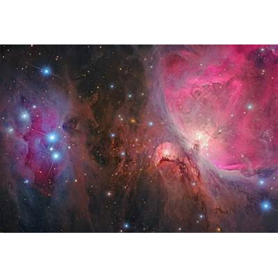 The Orion Nebula our friendly neighborhood star factory