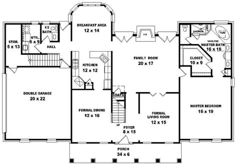 georgian floor plans federal style house georgian style house floor plans