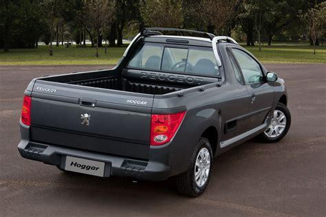 Peugeot Hoggar by The Car Peugeot Hoggar Truck Version Of 207 Fully