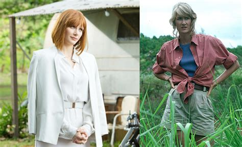 jurassic world actress high heels everyone s big issue with jurassic world the new daily