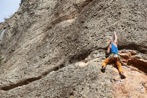 Ukc Articles Margalef Years Quality Sport Climbing