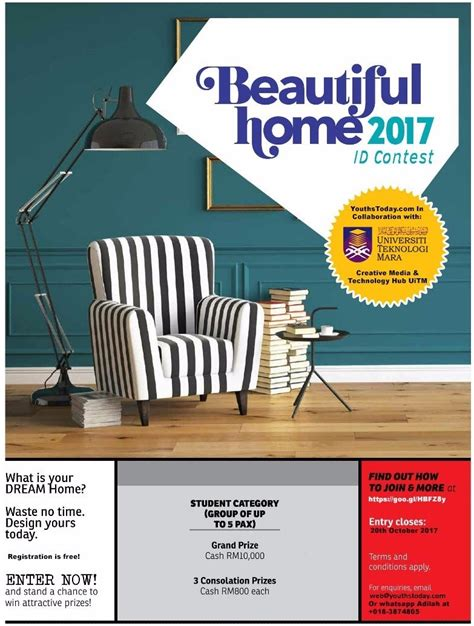 uitm beautiful home id contest college malaysia