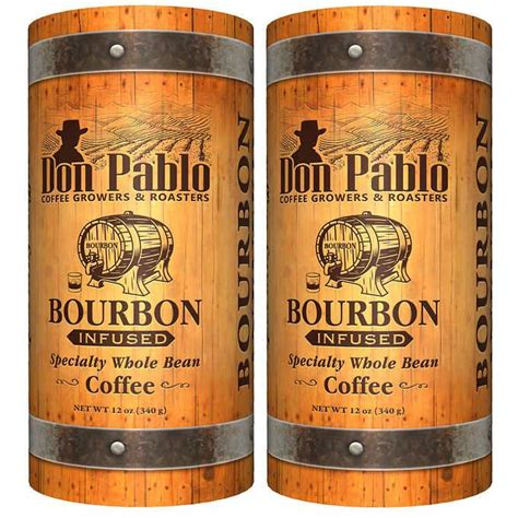 Shoppers save an average of 0.0% on purchases with coupons at donpablocoffee.com, with today's biggest discount being $5 off your purchase. Don Pablo Bourbon Infused Coffee, 12 oz, 2-count - Walmart ...