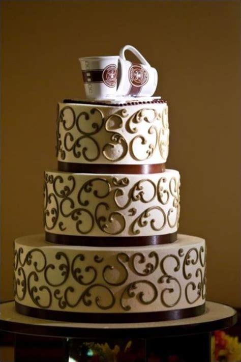 awesome coffee themed wedding ideas weddingomania