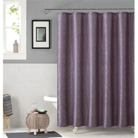 plum shower curtain luxury home solace jacquard shower curtain set plum 72