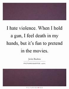 Gun Violence Quotes & Sayings | Gun Violence Picture Quotes