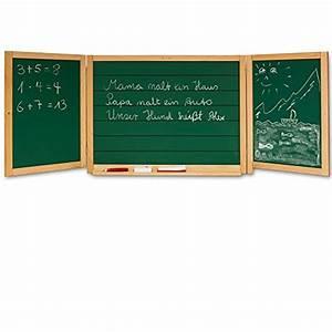 Tableau Mural Craie : tableau double sens pour enfants grand tableau craie et magn tique mural avec lettres ~ Teatrodelosmanantiales.com Idées de Décoration