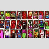 Lego Marvel Characters | 1280 x 720 jpeg 154kB