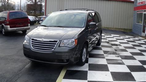 Chrysler Town And Country Touring by 2010 Chrysler Town Country Touring Buffyscars