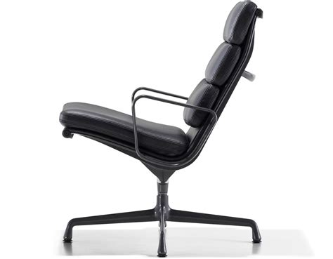 Eames Soft Pad Lounge Chair by Eames 174 Soft Pad Lounge Chair Hivemodern