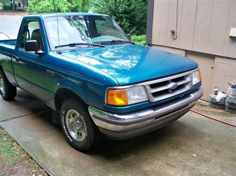 Stewart97 1997 Ford Ranger Regular Cabshort Bed Specs
