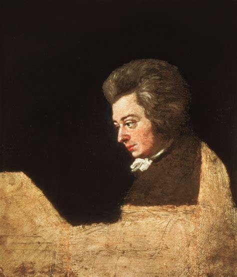 Portrait of Wolfgang Amadeus Mozart (175 - Joseph Lange as ...