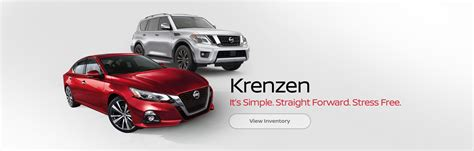Krenzen Nissan by Honda Lincoln Nissan Dealership Duluth Mn Used Cars