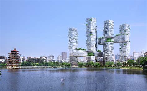 JDS Architects | Wuhan Mikado