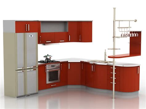 kitchen furniture for small spaces 2013