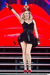 Kylie Minogue At Hyde Park Live Review: 'The Glastonbury ...