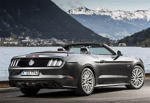Prix D Une Mustang : ford mustang cabrio ecoboost 2017 prix moniteur automobile ~ Medecine-chirurgie-esthetiques.com Avis de Voitures