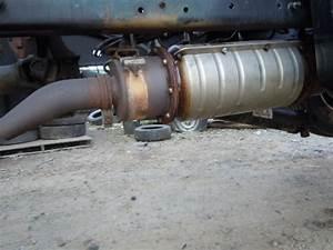 08 Hino 268 Jo8e Exhaust Dpu Used
