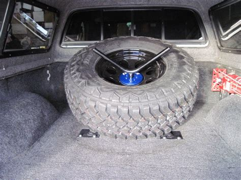 Fabtech Spare Tire Bed Mount