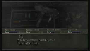 Tmp - Resident Evil 4 Wiki Guide