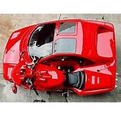 Unusual Ferrari Car Motorcycle